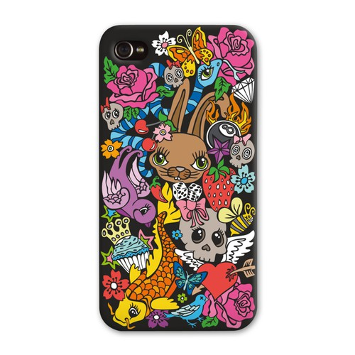 Create Galaxy 4/5 & iPhone 5s case designs!