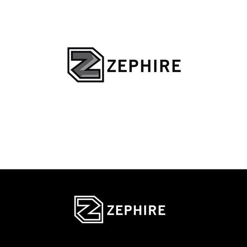 Bold Z initial logo