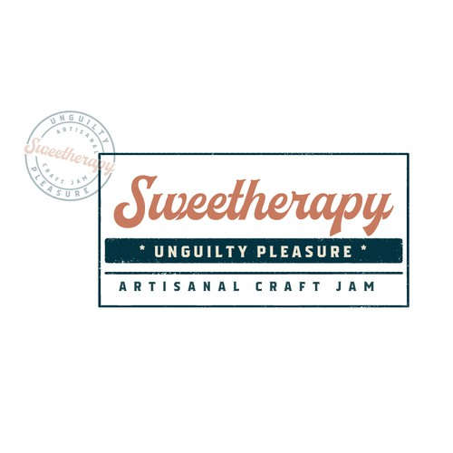 Logo Design Concept for Sweetherapy