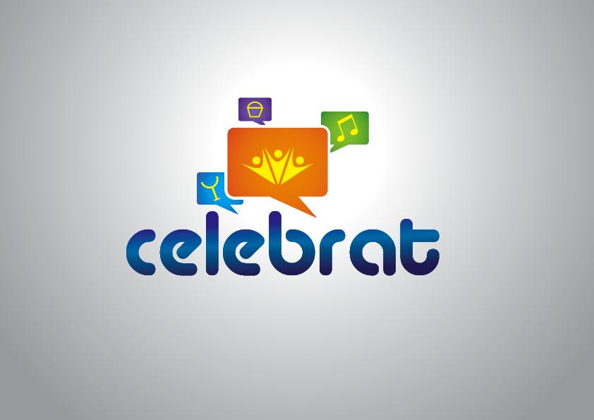 Help Celebrat with a new logo
