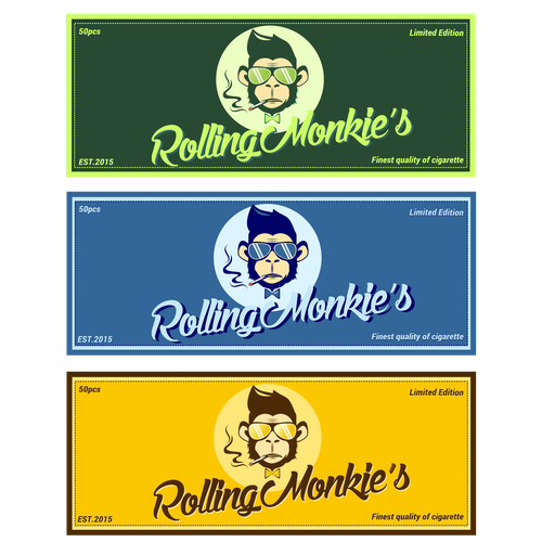rolling monkies