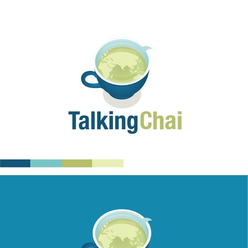 Talking Chai needs a new logo