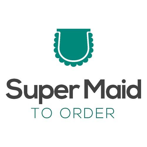 Logo for a cleaning service/ Logo para serviço de limpeza