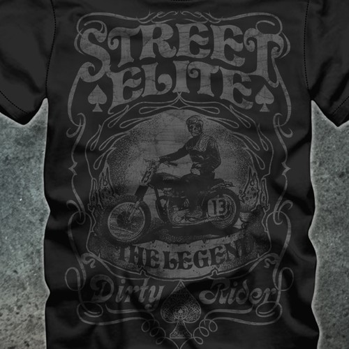 New t-shirt design wanted for Street Elite