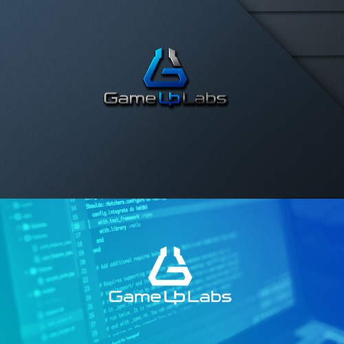 Game Labs Logo (FOR SALE)