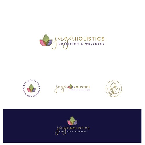 Logo design for JAYA HOLISTICS