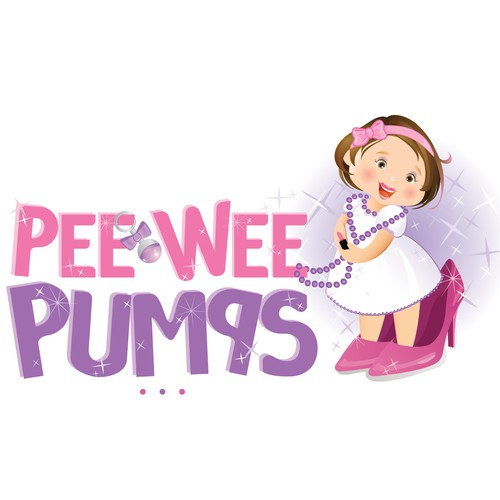 Create the next logo for Pee Wee Pumps