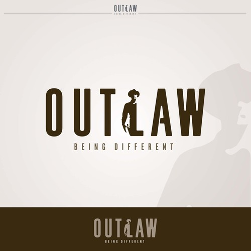 Looking for the next big thing, create a modern,  vintage, mind blowing design for Outlaw.