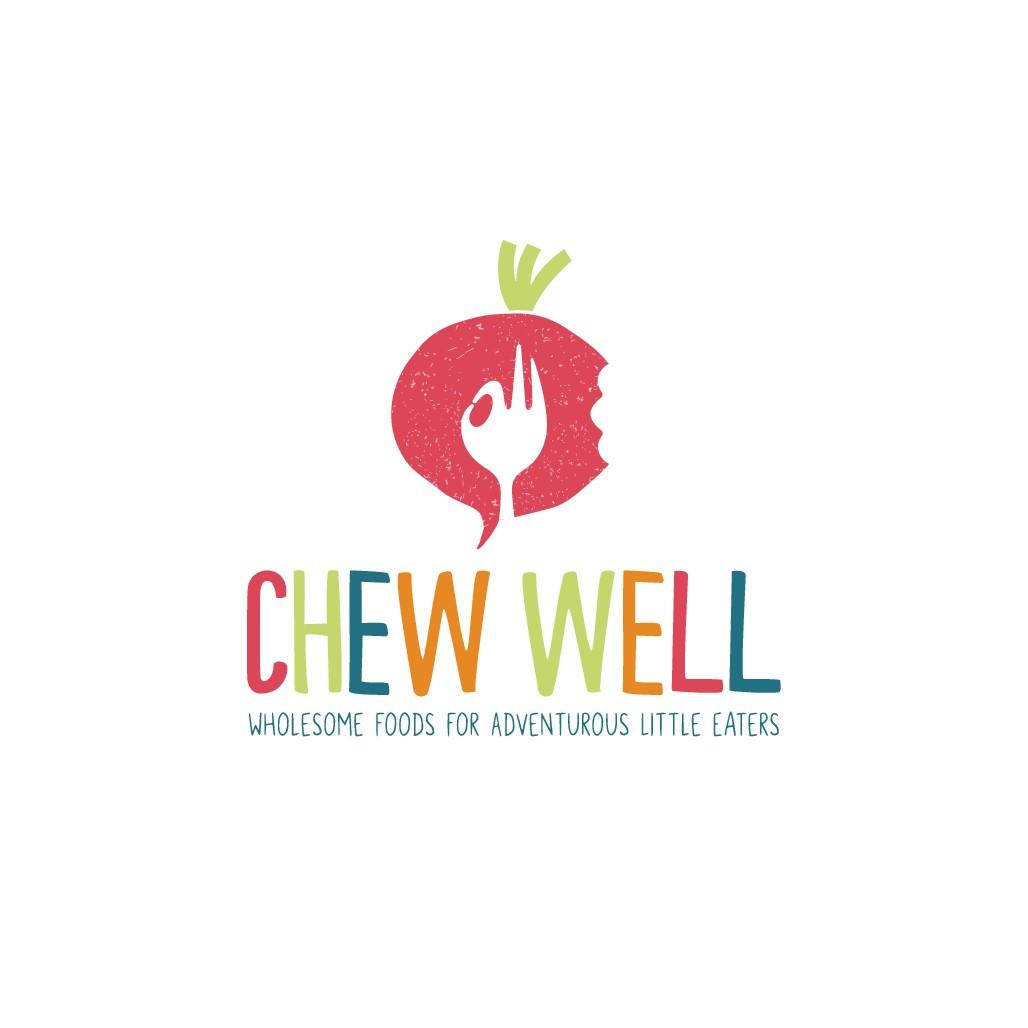Design a playful logo for a healthy kids' food company!