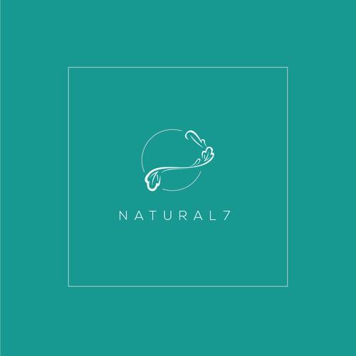 Sophisticated logo for Natural 7