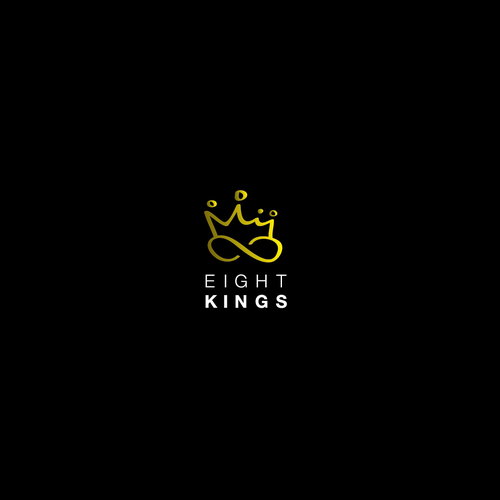 New logo and business card wanted for Eight Kings
