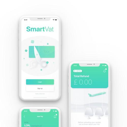 Mobile App SmartVat