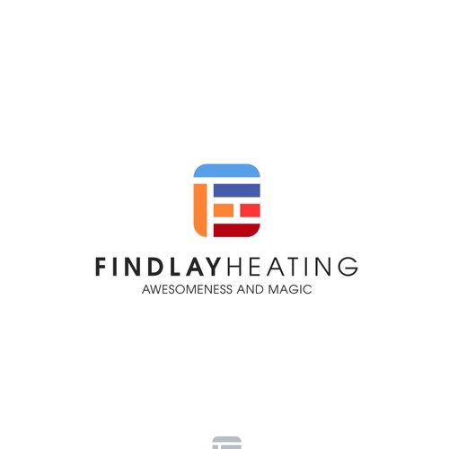 Logo for Findlay Heating contest
