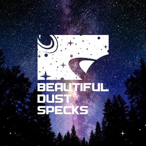 "Create artwork & logo for the new ""Beautfiul Dust Specks"" science and motivation podcast"
