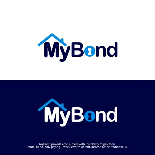 Logo design for bond agency