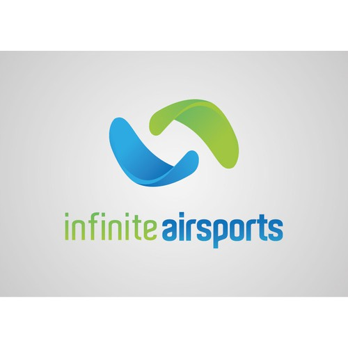 Infinite air sports needs a new logo