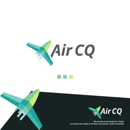 logo for Air CQ Airlines