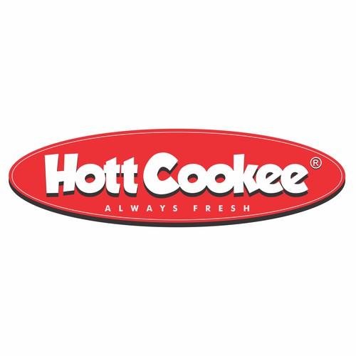 logo for Hott Cookee