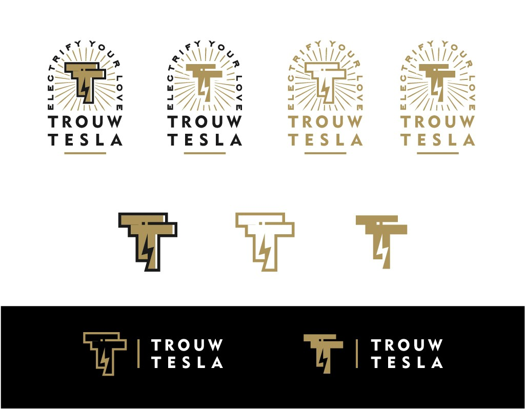 Your logo on our Tesla Model X