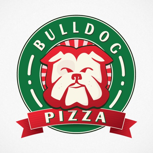 Bulldog Pizza needs a new logo !