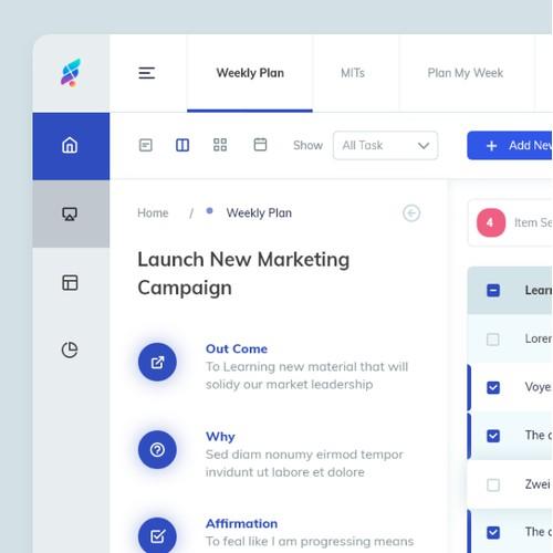 FlowSource Web App Design