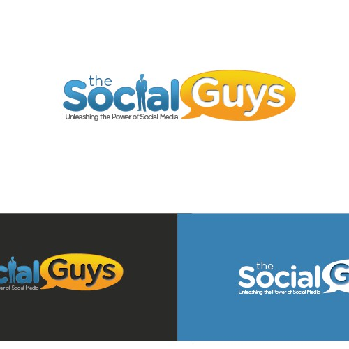Help The Social Guys with a new logo