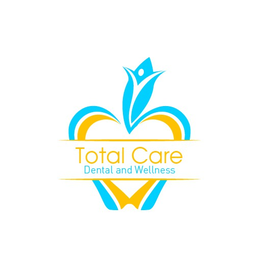 Bold logo concept for Total Care Dental and Wellness