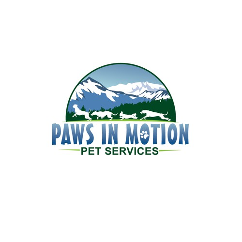 Paws In Motion Hiking needs a new look