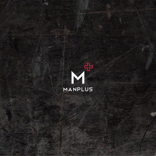 M+ logo design
