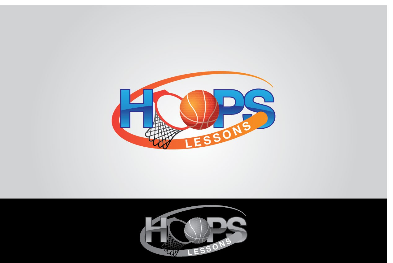 Hoops Lessons needs a new logo