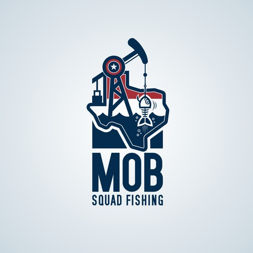 Fishing Team Needs Modern Rebranding Logo!