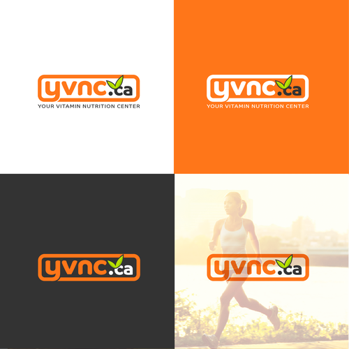 YVNC.ca looking for trusted natural health powerful logo.