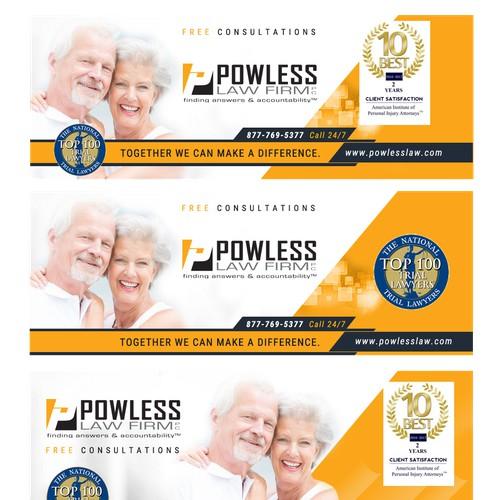 Powless FB cover design