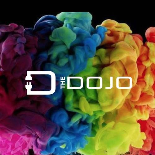 modern logo for dojo