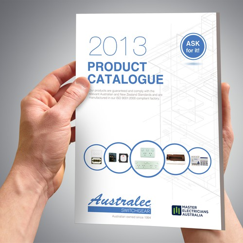 Product Catalog Cover
