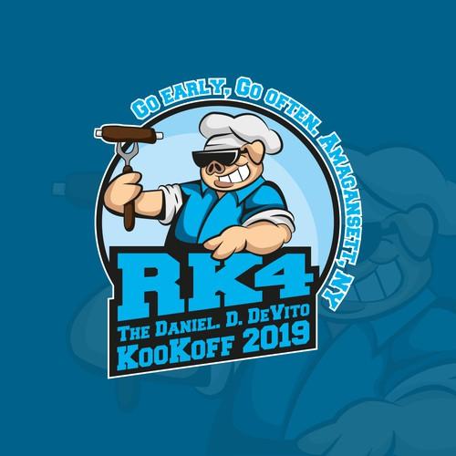 RK4 Logo Design
