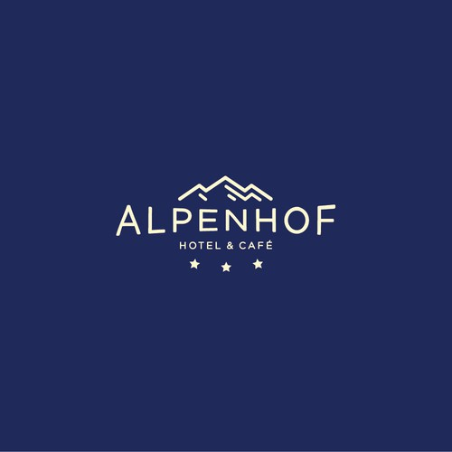 Logo for Alpenhof Hotel