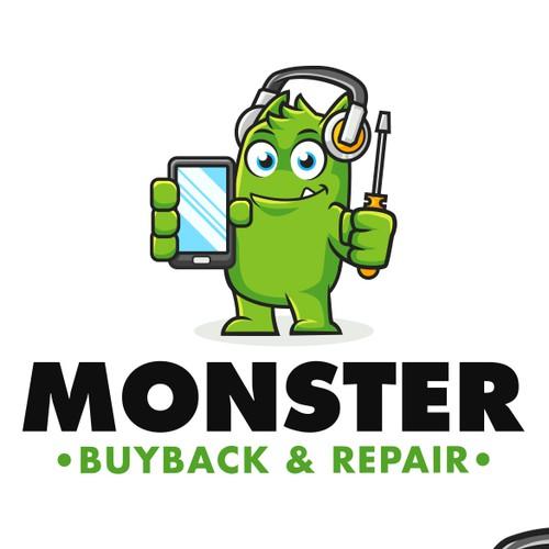Monster Buyback & Repair