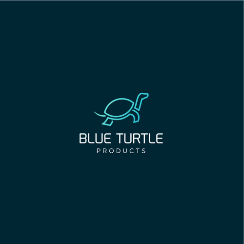 Logo for Blue Turtle Products