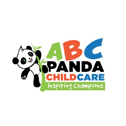 Logo concept for ABC Panda