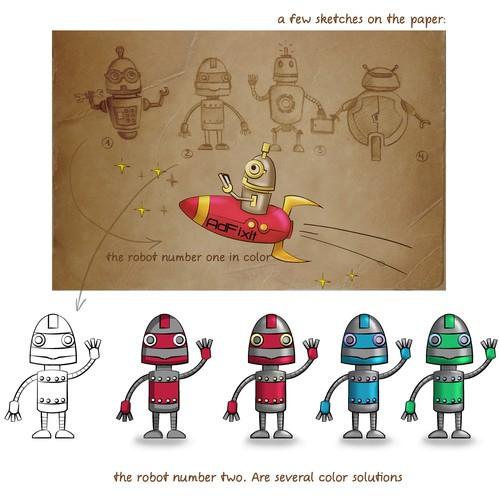AdFixIt Robots
