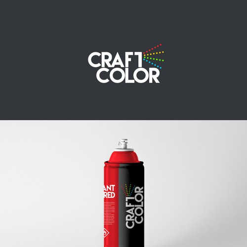 Craft Color - Spray paint
