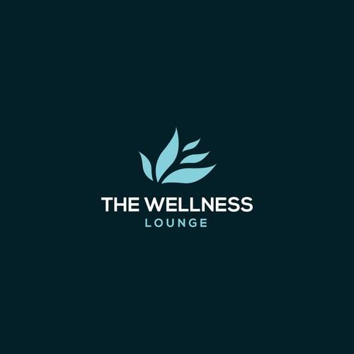 Logo Design for The Wellness Lounge. Spa & Esthetics