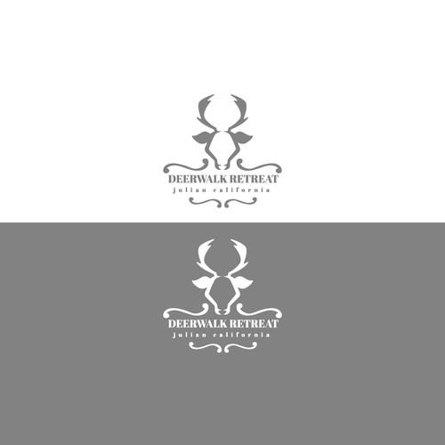 Logo concept for cottage