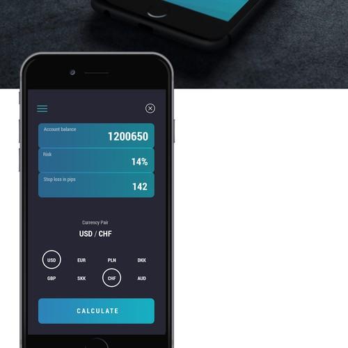 Finance calculator App