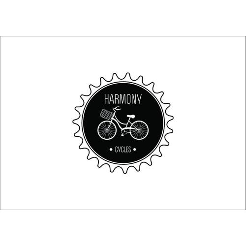logo for Harmony Cycles