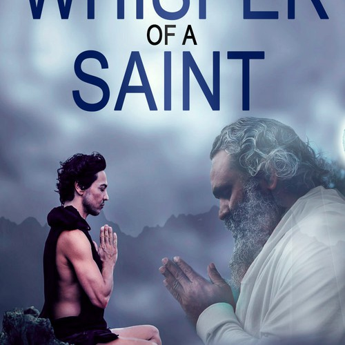 Book cover The whisper od a saint