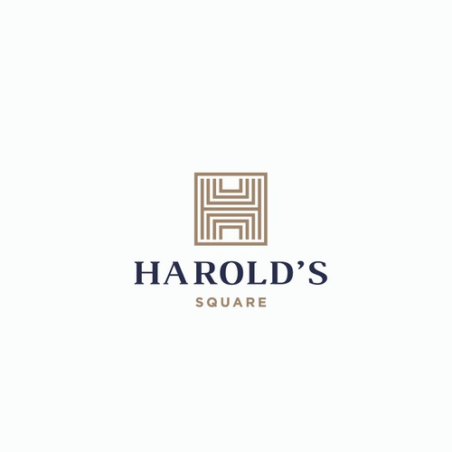 Logo for a luxury mixed-use property
