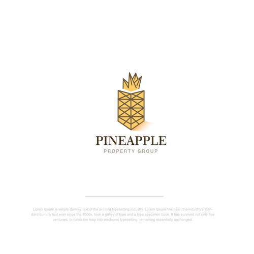 Pineapple Property Group Logo.