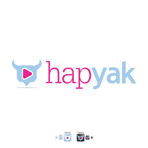 logo for hapyak